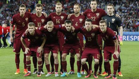 Состав сборной России на матчи с командами Турции и Ганы