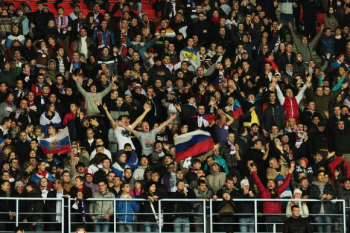 Камеры хранения на стадионе в Подгорице в день матча Черногория - Россия работать не будут