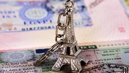 Информация о получении визы во Францию