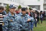 Болельщики посетили базу ОМОНа_3